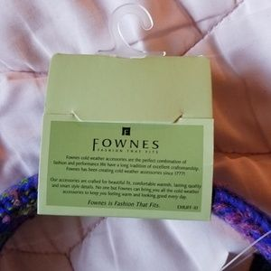 Fownes Other - NWT Fownes earmuffs